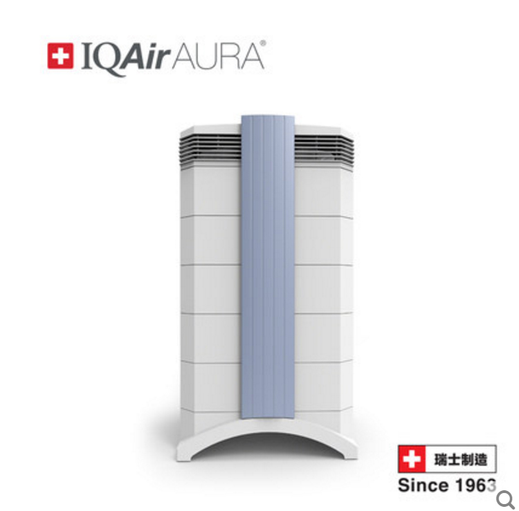 IQAir AURA HealthPro GC 空气净化器 瑞士制造 家用 除甲醛PM2.5
