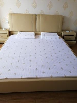 皇家乳胶床垫乳胶含量多少一代还是二代好